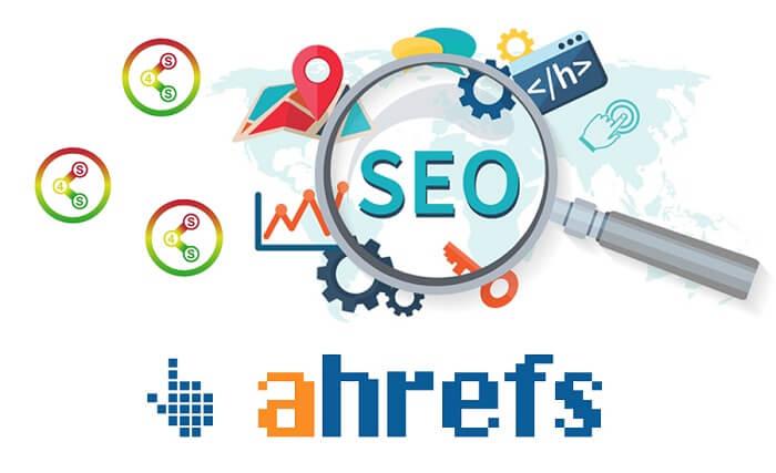 Ahrefs có nhiều tính năng trong seo web