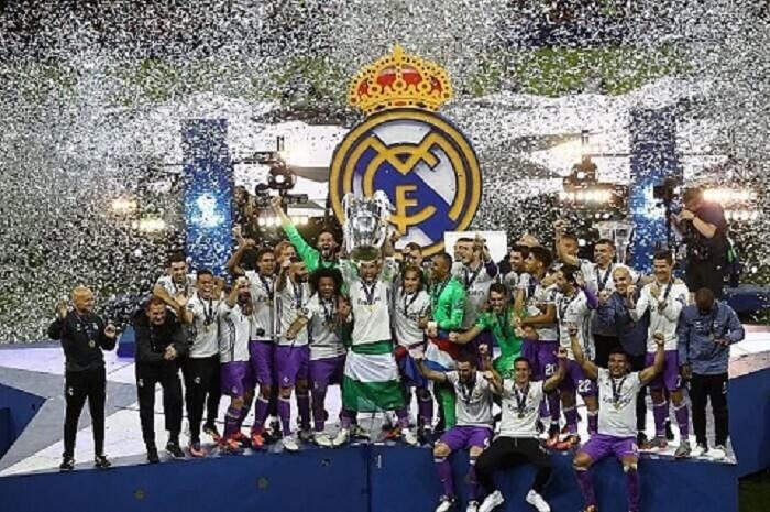 Champions League đã được Real Madrid phá giải lời nguyền