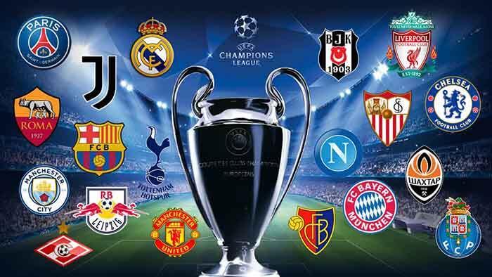 UEFA Champions League sẽ có khoảng 76 câu lạc bộ tham dự nhưng đến cuối, UEFA chỉ chọn ra đúng 32 đội bóng