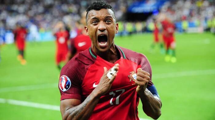 Danh thủ người Bồ Đào Nha - Nani có xuất thân từ bóng đá phủi