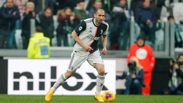 Đội trưởng của Juventus – Giorgio Chiellini